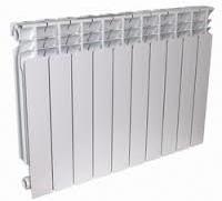 Биметаллические и алюминиевые радиаторы, сантехника