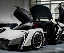 Женевский автосалон, как излюбленное место для презентации необычных суперкаров