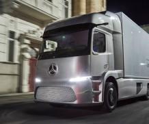 К концу 2017 года будет налажен выпуск грузового транспорта компании Mercedes
