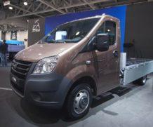 «Группа ГАЗ» представила новый «ГАЗель Next» массой 4,6 тонны